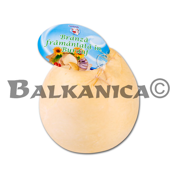 QUESO BURDUF EN MEMBRANA NATURAL ROMFULDA
