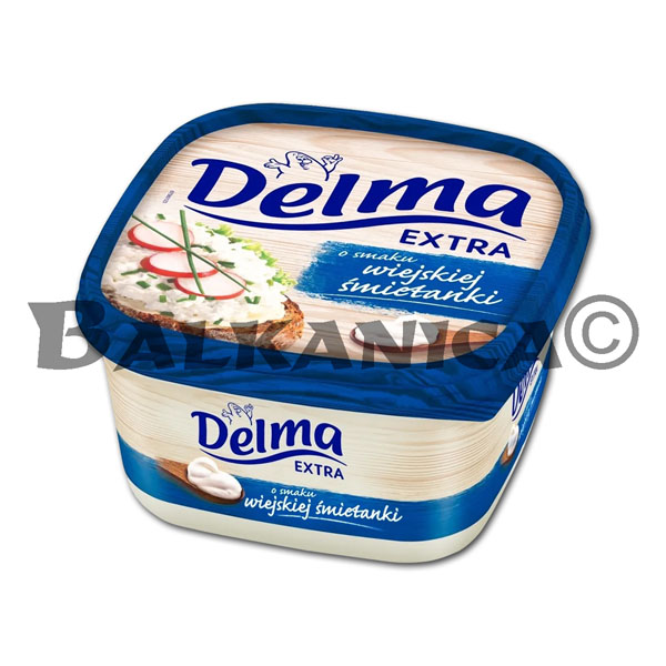 500 G MARGARINE EXTRA WITH CREAM RURAL DELMA