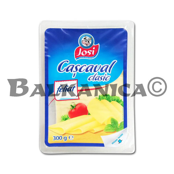 300 GR QUESO CASCAVAL CLASIC LONCHAS JOSI