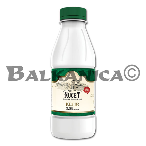 500 G PRODUCTO LACTEO KEFIR 3.5% NUCET