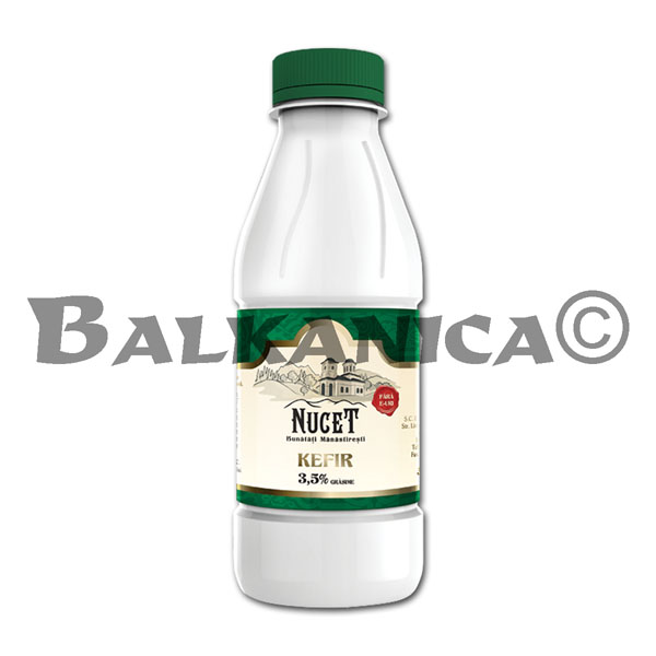 400 G PRODUCTO LACTEO KEFIR 3.5% NUCET
