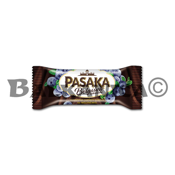 40 GR CREAM CHEESE BAR WITH BLUEBERRY PASAKA
