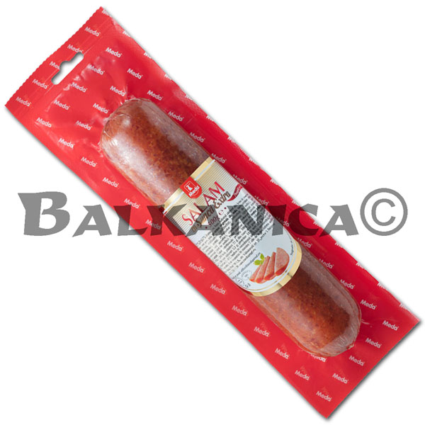500 G SALAMI WITH COOKED HAM EXTRA MEDA