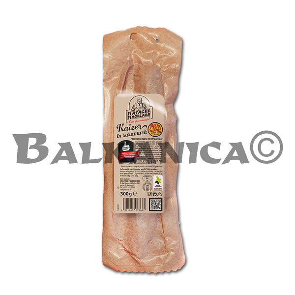 300 G BACON EN SALMUERA MATACHE MACELARU