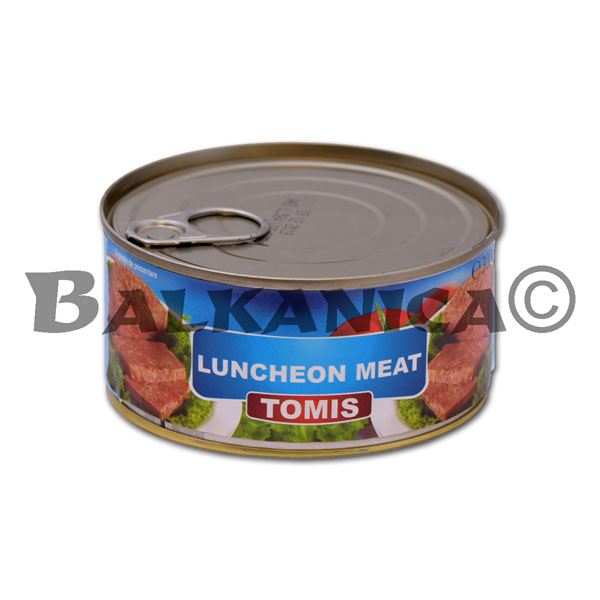 300 GR LUNCHEON MEAT TOMIS