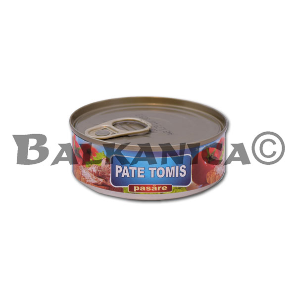100 GR PATE CHICKEN TOMIS