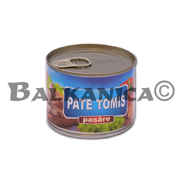 200 GR PATE CHICKEN TOMIS