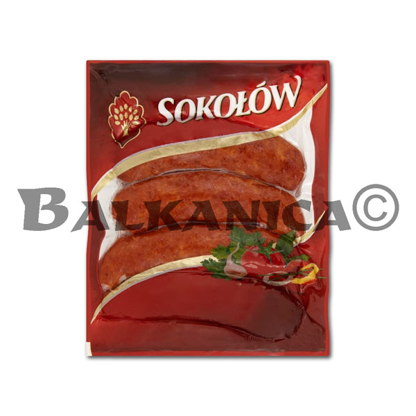 SAUSAGE POLISH FOR GRILL SOKOLOW