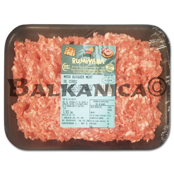 900 GR MINCED MEAT RUMIYANA