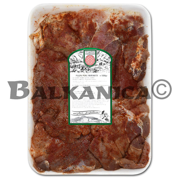1 KG PORK THIGH MARINATED TRADITII ROMANESTI