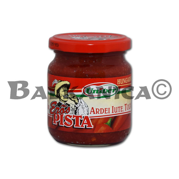 200 GR CHILI PEPPERS MINCED EROS PISTA UNIVER