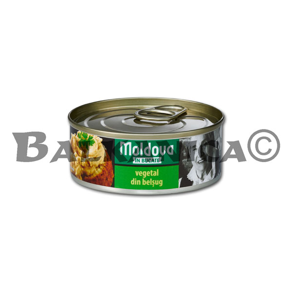 100 G PATE VEGETABLE MOLDOVA IN BUCATE