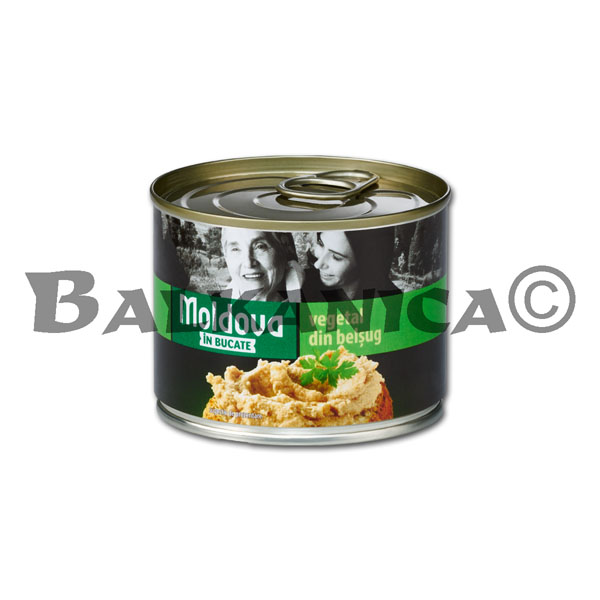200 G PATE VEGETABLE MOLDOVA IN BUCATE