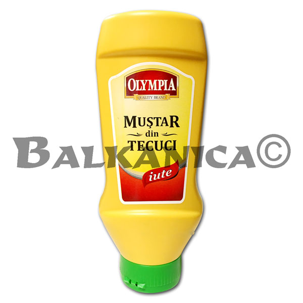 500 GR MOSTAZA PICANTE OLYMPIA