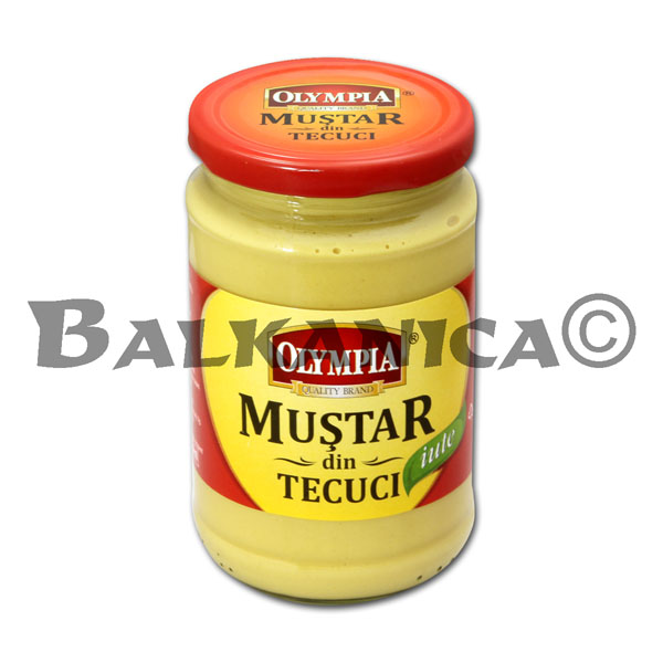 300 GR MOSTAZA PICANTE OLYMPIA