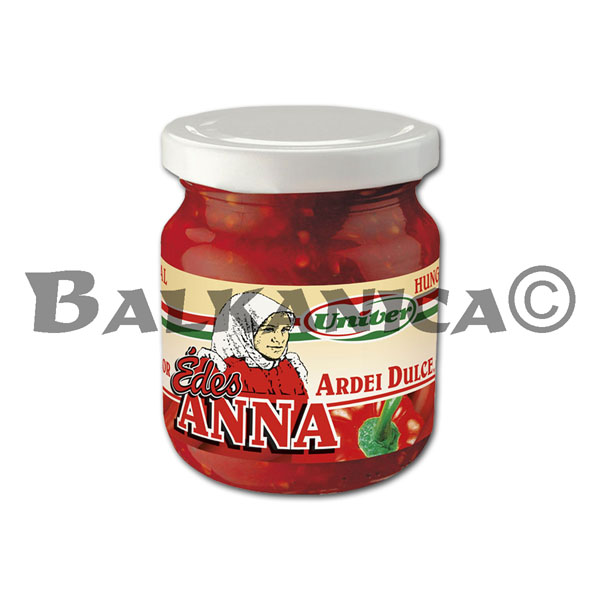 200 GR SWEET PEPPERS MINCED EDES ANNA UNIVER