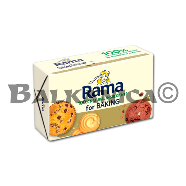 250 GR MARGARINE MASTER PASTRY RAMA