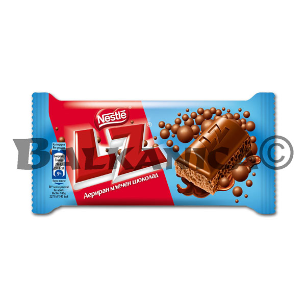 35 GR CHOCOLATE LZ NESTLE