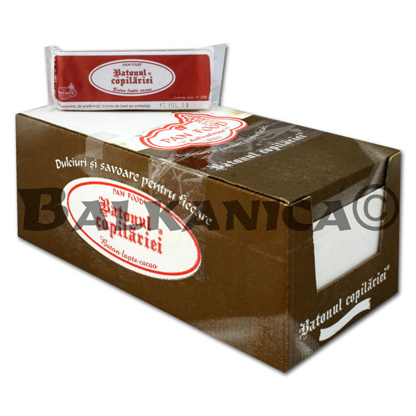 100 G BARRITA BATONUL INFANCIA PAN FOOD