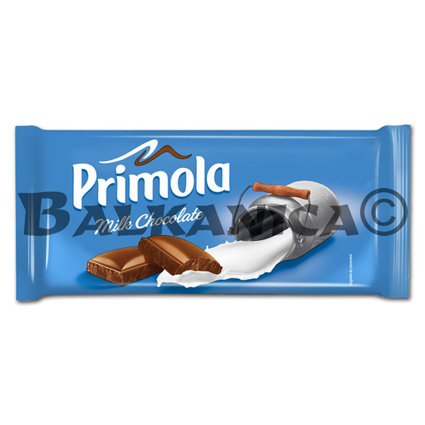 80 G CHOCOLATE MILK PRIMOLA