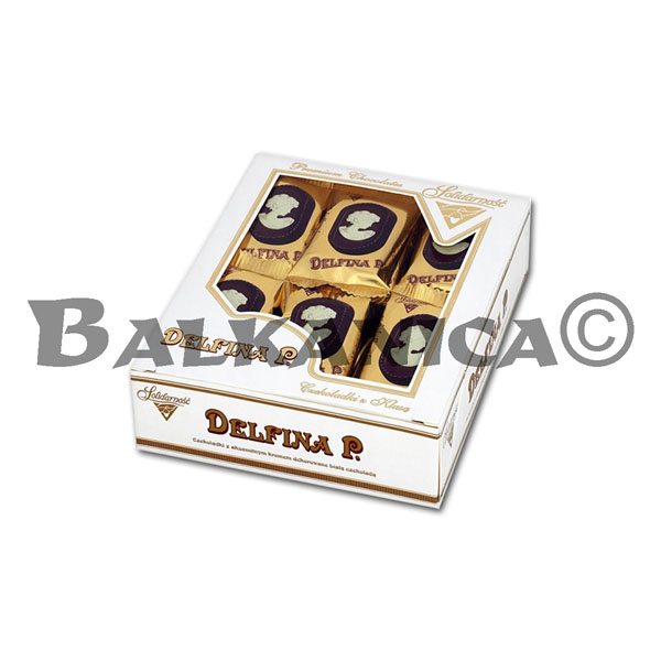 20 GR TABLETA CHOCOLATE CREMA DELFINA SOLIDARNOSC