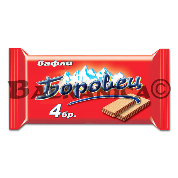 120 GR BARQUILLOS BOROVETS