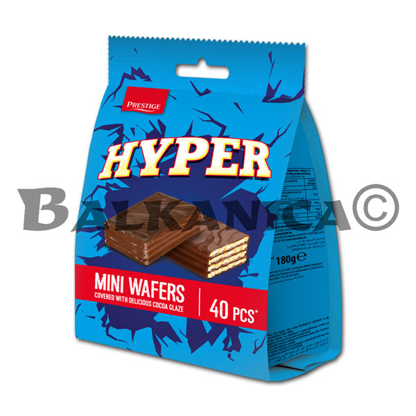 180 GR WAFERS MINI HYPER