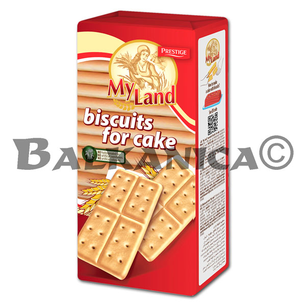 250 GR BISCUITS FOR CAKE RODEN KRAY