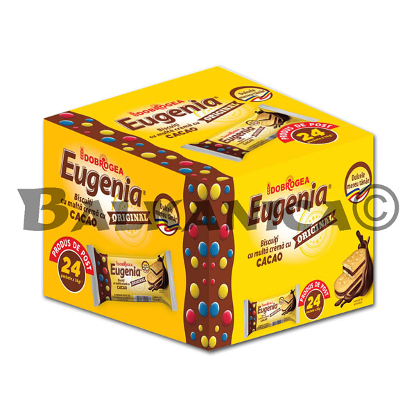 36 GR GALLETAS ORIGINAL EUGENIA