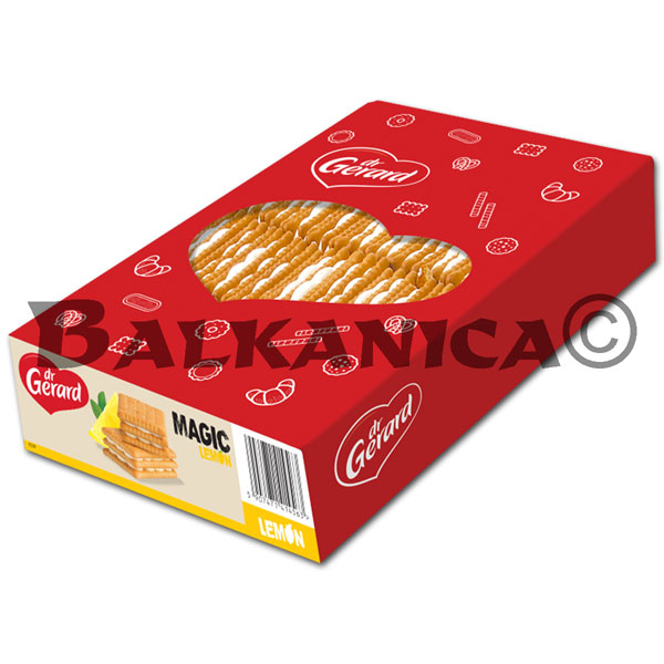 900 GR GALLETAS CON CREMA DE NATA Y LIMON MAGIC DR.GERARD