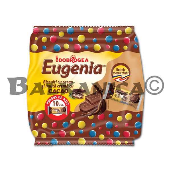 360 GR GALLETAS CACAO PAQUETE FAMILIAR EUGENIA
