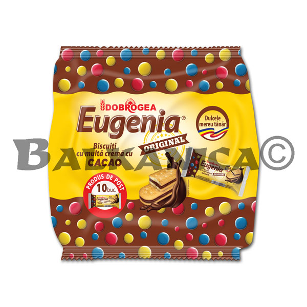 360 GR GALLETAS ORIGINAL PAQUETE FAMILIAR EUGENIA