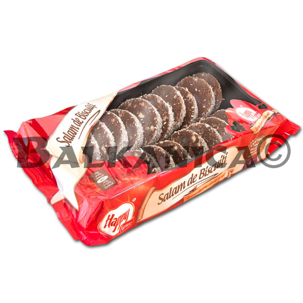600 GR SALAMI DE GALLETAS HAPPY