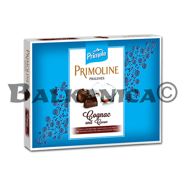 107 G PRALINE CREAM WITH COGNAC AND COCOA PRIMOLINE PRIMOLA