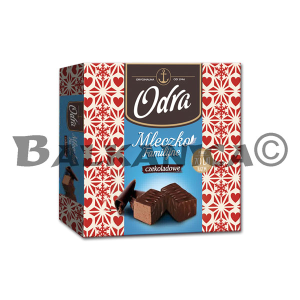 400 G CHOCOLATE FAMILY DUET CHOCOLATE ODRA