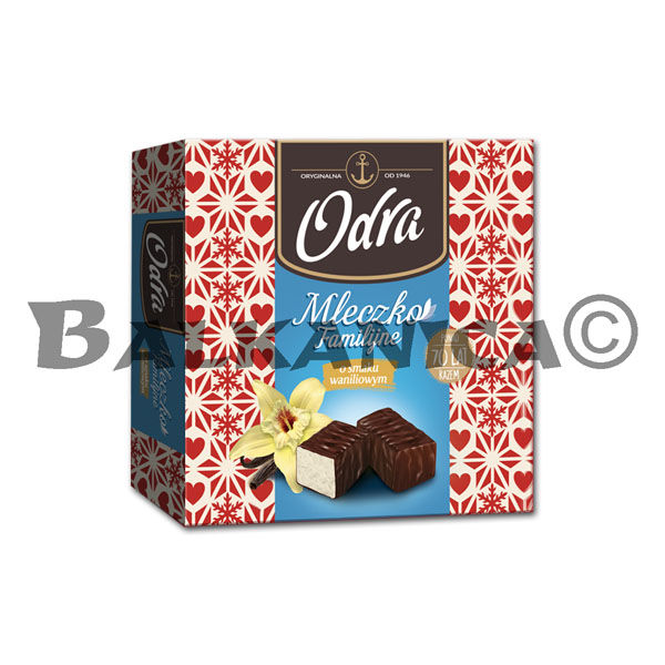 400 G CHOCOLATE FAMILY VANILLA ODRA