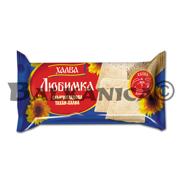 250 G TURRON SIMPLE LYUBIMKA