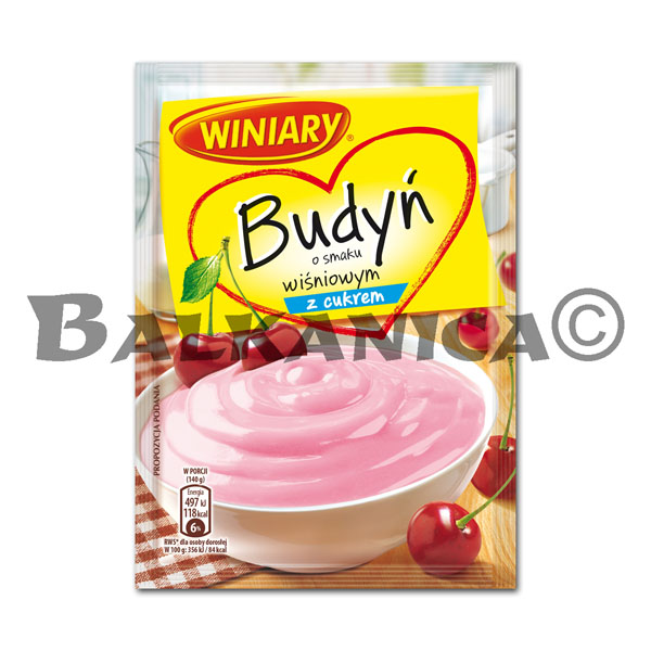 60 GR PUDDING SOUR CHERRY WINIARY
