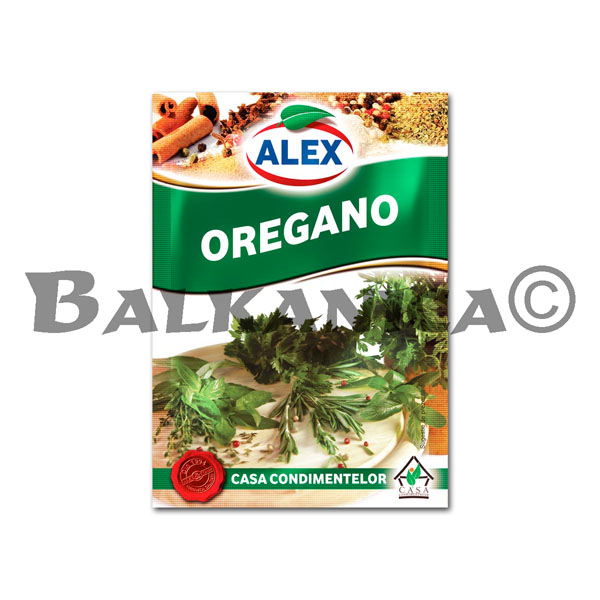 8 G OREGANO ALEX