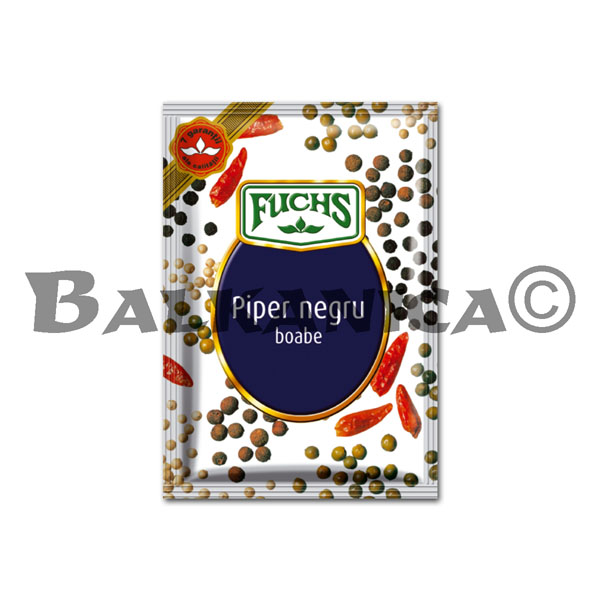 20 GR PEPPERCORNS BLACK FUCHS