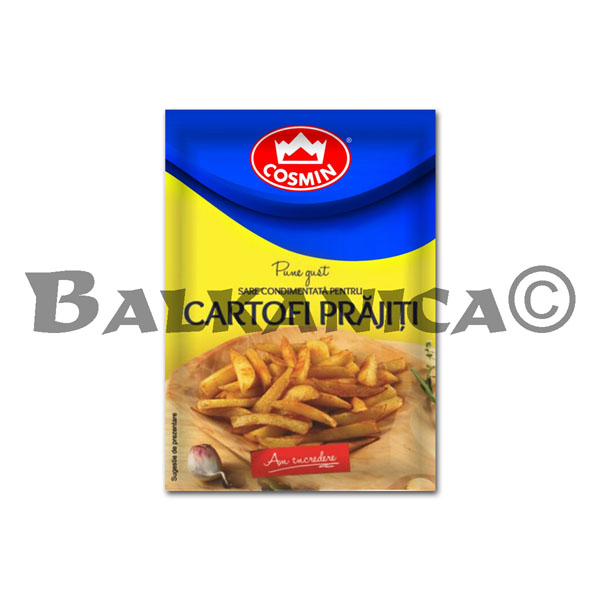 20 GR SPICE FOR FRENCH FRIES COSMIN