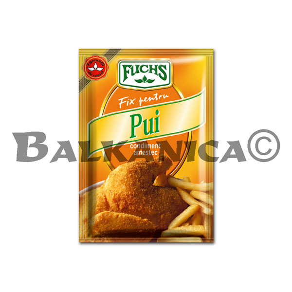 25 GR SPICE FOR CHICKEN FUCHS