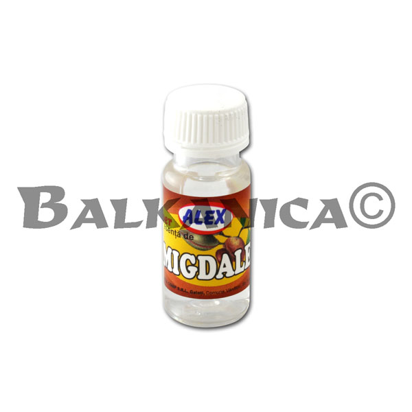 10 ML ESENCIA ALMENDRAS ALEX