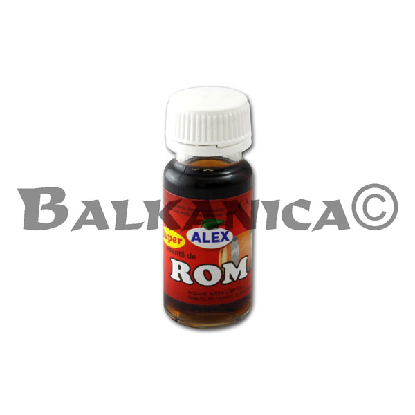 10 ML ESENCIA RON ALEX