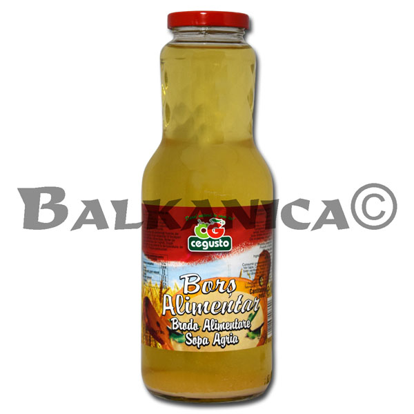 1 L BORS ALIMENTAR CEGUSTO CONSERVFRUCT