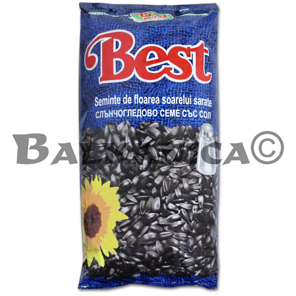 1 KG SUNFLOWER SEEDS WITH SALT BEST NUTS