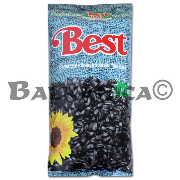1 KG SUNFLOWER SEEDS WITHOUT SALT BEST NUTS