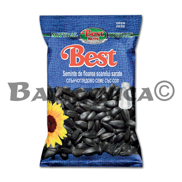 200 GR SUNFLOWER SEEDS WITH SALT BEST NUTS