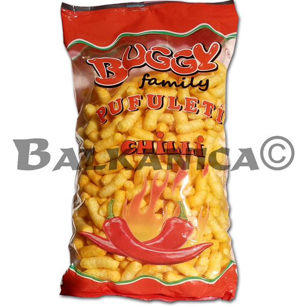 180 G CORN PUFFS CHILLI FAMILY BUGGY