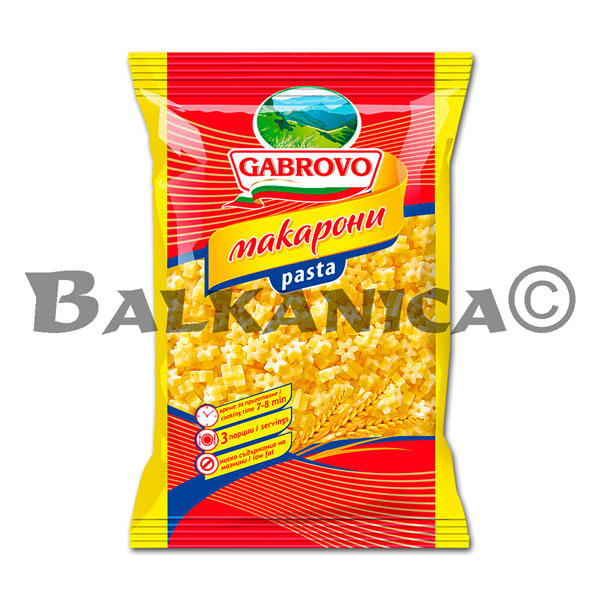 300 G COUSCOUS STARS GABROVO
